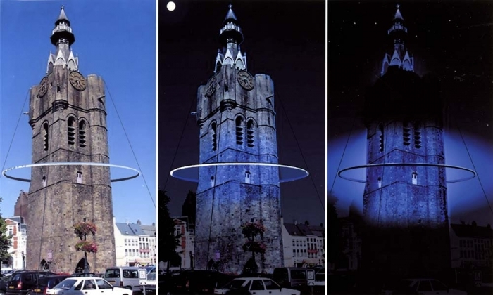NatHalie Braun Barends's Contemporary Installation - Belfry of Bethune