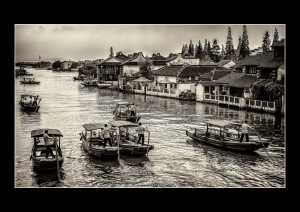 Contemporary Photography - The Chinese Venice - Zhujiajiao
