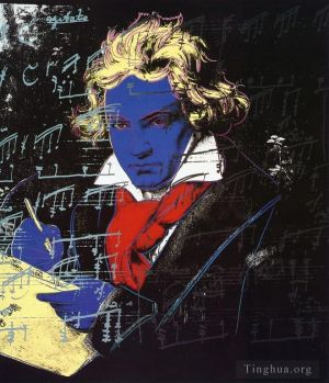 Beethoven - Contemporary Various Paintings Art