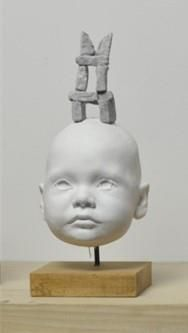 Contemporary Artwork by Beñat Iglesias - Baby Instinct 2