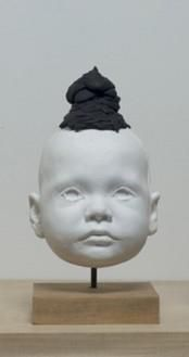 Beñat Iglesias's Contemporary Sculpture - Baby Instinct