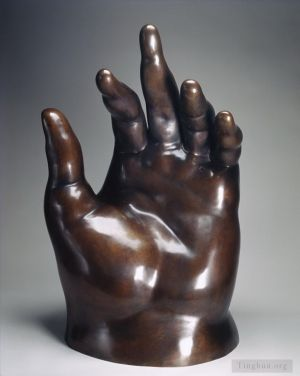 Hand 2 - Contemporary Sculpture Art