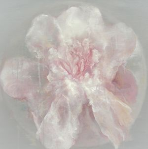 Contemporary Artwork by Lai Guoqiang - Zen Flowers 2