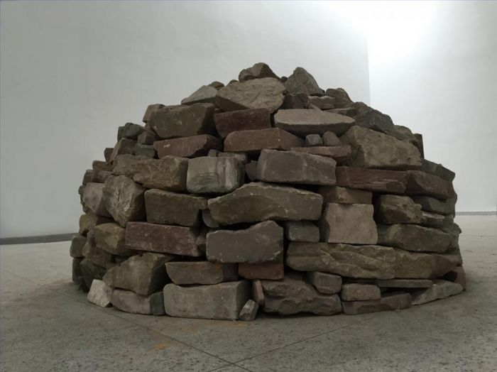 Li Jiang's Contemporary Installation - Forget
