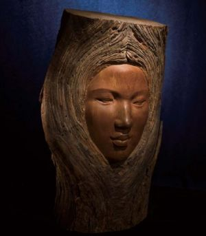 Contemporary Sculpture - Maiden