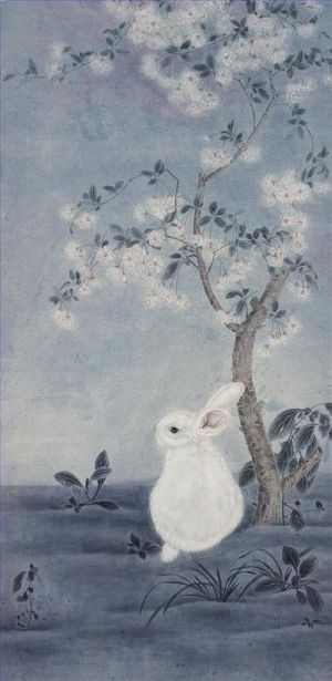 Contemporary Chinese Painting - As Pure As Snow