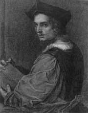 Oil Painting Old Master - Andrea del Sarto