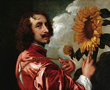 Oil Painting Old Master - Anthony van Dyck