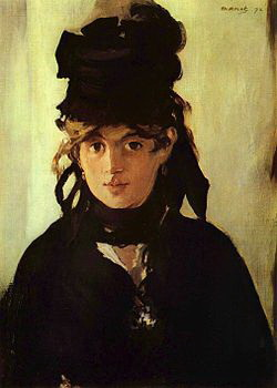 Oil Painting Old Master - Berthe Morisot