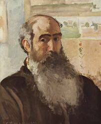 Oil Painting Old Master - Camille Pissarro