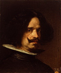 Oil Painting Old Master - Diego Velazquez