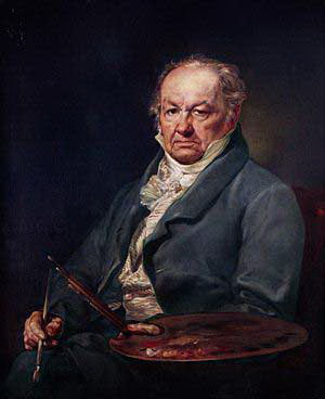 Oil Painting Old Master - Francisco Goya