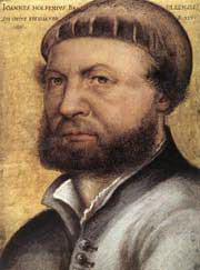 Oil Painting Old Master - Hans Holbein the Younger