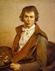 Oil Painting Old Master - Jacques-Louis David