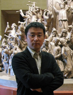Contemporary Sculpture Artist Li Huidong