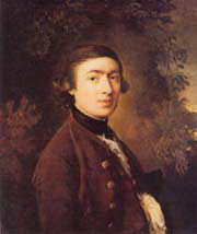 Oil Painting Old Master - Thomas Gainsborough
