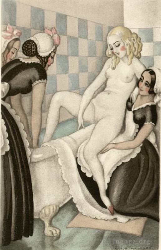 эротическая госпожа герда - 8